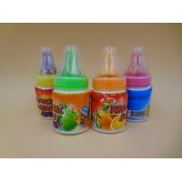 Quality Colored Funny Baby Nipple Cream / Butterscotch Hard Candy With Low Sugar for sale