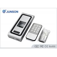 Quality Indoor Fingerprint Security System With Wiegand Output Relay Output for sale