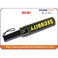 Wholesale cheap airport Security Portable body scanner, Hand-held Metal Detector price for police from china suppliers