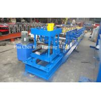 Wholesale Hydraulic cutting Galvanized Steel C Purlin Roll Forming Machine with CE from china suppliers