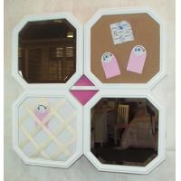 Wholesale Multifunctional mirrored Wall Jewelry Storage from china suppliers