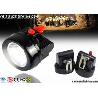 Wholesale 96 Lum Rechargeable LED Mining Light 128g Light Weight 3500 LUX Brightness from china suppliers