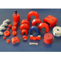 Wholesale Fixed Magnetic Assemblies , Strong Painted Horseshoe Magnet from china suppliers