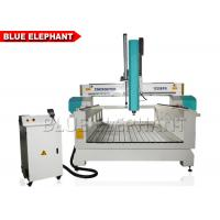 Wholesale 6Kw Power 3d Cnc Foam Cutting Machine , Hign Speed Polystyrene Cutting Machine from china suppliers
