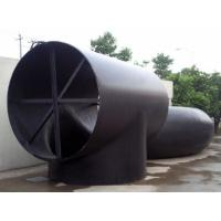 Wholesale A402 WPL 3-WPL 6 Tee , Welded Forged Steel Pipe Fittings , Tee with A860 from china suppliers