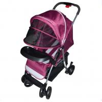 Wholesale Outside Umbrella Baby Buggy Strollers with Safety Belt Brakes Wheel from china suppliers