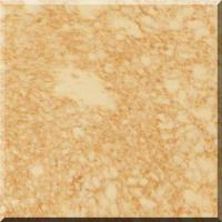 Wholesale Quartz Stone, 5/10mm Thickness for Interior Walls, Floors, Gold Onyx Color and Good Flatness from china suppliers