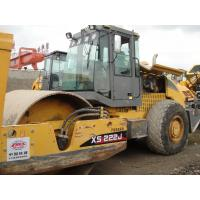 XCMG Single Drum Vibratory Compactor Roller XS222J With Diesel Engine