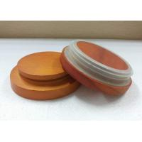 Wholesale Wooden  Lids Made In Pine Wood With Seal Gasket  As Diameter 90mm x 21mm from china suppliers