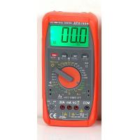 Wholesale ​Green Backlight  Buzzer Digital Automotive Multimeter With Dwell Tach from china suppliers
