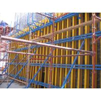 Wholesale Conventional Concrete Wall Formwork H20 Timber Beam Formwork , Lightweight from china suppliers