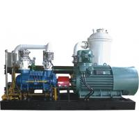 Wholesale 9 Bar Water Injected Recycling Process Gas Screw Compressor , Rotary Screw Gas Compressor from china suppliers
