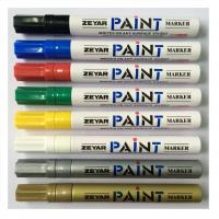Wholesale OEM artist grade Fine colour marker pen permanent paint copic fabric markers wholesale from china suppliers