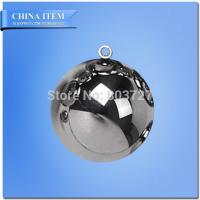 Wholesale IEC EN 60065 Figure 8 / IEC EN 60950 Figure 4A - 50mm Impact Test Steel Ball with Ring from china suppliers
