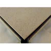 Wholesale Adjustable height pedestal Anti Static Floor Tiles 610 mm * 610 mm * 40 mm from china suppliers