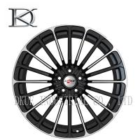 Wholesale OEM Light Auto Racing Wheels Replica Alloy 20 Inch Chrome Rims 4 Holes 5 Holes 8 Holes from china suppliers