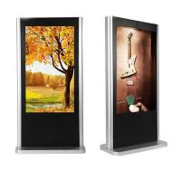 "Wholesale OEM Touch Screen Floor Standing 42"" - 65"" LCD Digital Signage Display With WIFI / 3G from china suppliers"