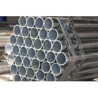 Wholesale SGS A53 Anti Corrosion Galvanized Steel Pipe For Mirror Culvert Hot Rolled  1800mm from china suppliers