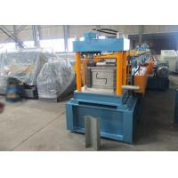 Wholesale High Precision Automatic Getmany Siemens PLC Control Z Shaped Purlin Roll Forming Machine from china suppliers