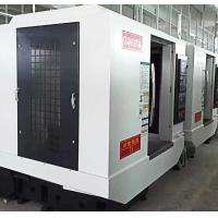 Heavy Duty CNC Horizontal Machining Center Linear Guide Way For Stable Machining