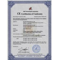 Skyvision TechnologyCo.,LTD Certifications