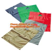 Wholesale Clothes, shoes, supermarket die cut handle, shopping bag, everyday use, Merchandise bags from china suppliers