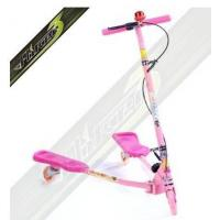 Wholesale Swing Scooters,Caster Scooters,Kids Scooter Can Foldable from china suppliers