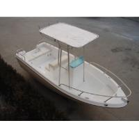 Wholesale FRP Hull Fiberglass Fishing Boats Fixed Canopy Small Fiberglass Boats For Tourist Business from china suppliers