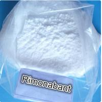 Wholesale Nature Fat burner Rimonabant powder API for weight loss 168273-06-1 from china suppliers