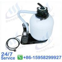 "Wholesale OEM and ODM 12""Durable Sand Filter Swimming Pool Filtration Equiment - T615 from china suppliers"