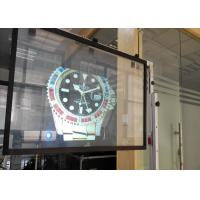 Wholesale Self-adhesive Rear Projection Transparent hologram touch screen film for Window Advertising from china suppliers