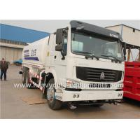 Wholesale SINOTRUK HOWO 266hp water sprayer truck with 10m3 tank volume from china suppliers