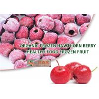 Wholesale Good Taste Frozen Organic Hawthorn Berry Fruit Diameter 21mm To 28mm from china suppliers