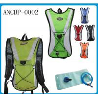 Wholesale Bike Bicycle Hydration Pack Shoulder Backpack with 2.5L Water Bag Cycle Hiking camping bag from china suppliers