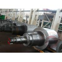 Wholesale ASTM Forged Steel Shaft Roller , Hot Roll / Cold Rolled Shaft Forging from china suppliers