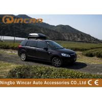 Wholesale ABS plastic board universal SUV / CRV Car Roof Boxes of U-bolt Mounting from china suppliers