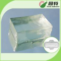 Wholesale Environment Light And Transparent Block Hot Melt Glue For Adult & Baby Diaper Construction from china suppliers