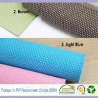 Wholesale The hotel and home furnishing non slip slipper fabric from china suppliers