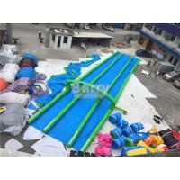Wholesale Long single Or Double Lane Inflatable Slide City 1 - 2 Years Warranty from china suppliers
