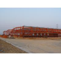 Wholesale Industrial Structural Steelwork Contracting , Prefabricated Steel Framing Systems from china suppliers
