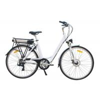 Wholesale Custom 28 inch 250W City E Bike 700C Electric Motor Bike For Adults from china suppliers