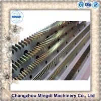 Wholesale Customized Steel Ring And Pinion Gear Spur Shape 10-100mm Thickness from china suppliers