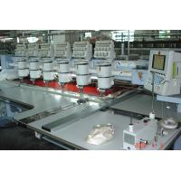 Wholesale Barudan Tajima Swf Commercial Embroidery Machines , Embroidery Quilting Machines from china suppliers
