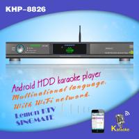 Wholesale Android Hard drive Lemon KTV jukebox karaoke player with HDMI 1080P,Support MKV/VOB/DAT/AVI/MPG songs , Insert Coin from china suppliers