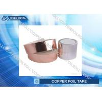 Wholesale Heat - Resistant Insulation Copper Foil Tape FOR transformers , computers from china suppliers