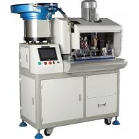 Wholesale Durable Automatic Wire Crimping Machine , multi-functional Plug Inserts Crimping Machine from china suppliers