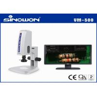 Quality Digital HDMI Observation FULL HD Auto Focus Video Microscope System for sale