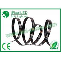 Quality Individually control led flexible pixel rgb strips Dc12v sj1211 ws2812b ws2815 for sale