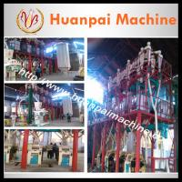 Wholesale 50T/24H maize milling machines in Africa corn flour mills maize milling equipments from china suppliers