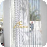 Wholesale Decorative beaded chain room divider curtain from china suppliers